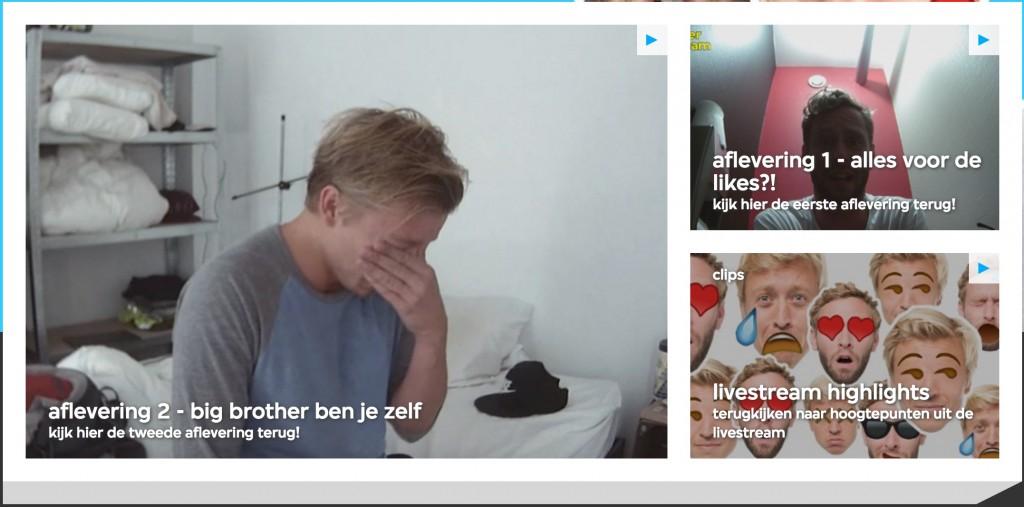 Screenshot Super Stream Me site